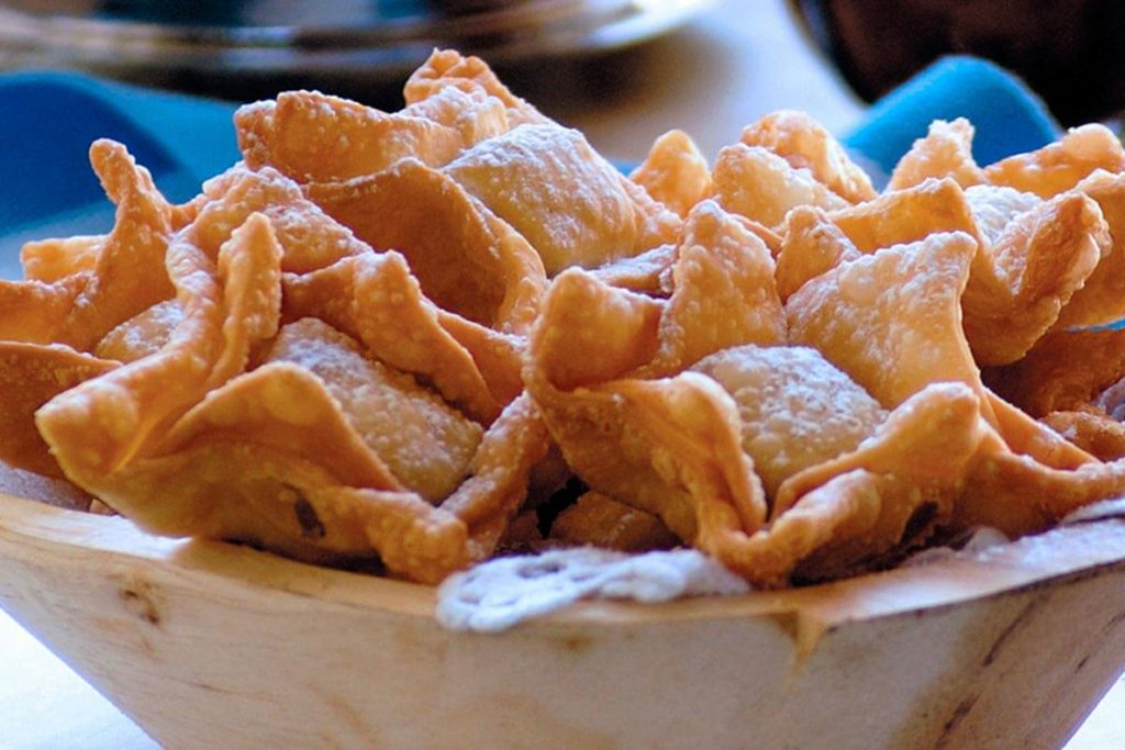Pastelitos criollos Carmen de Areco