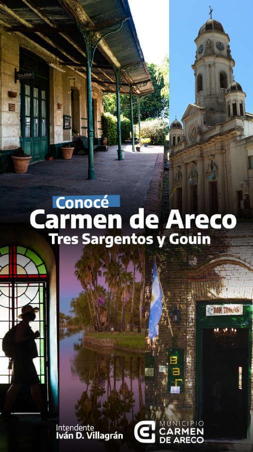 Guía Turimos Carmen de Areco