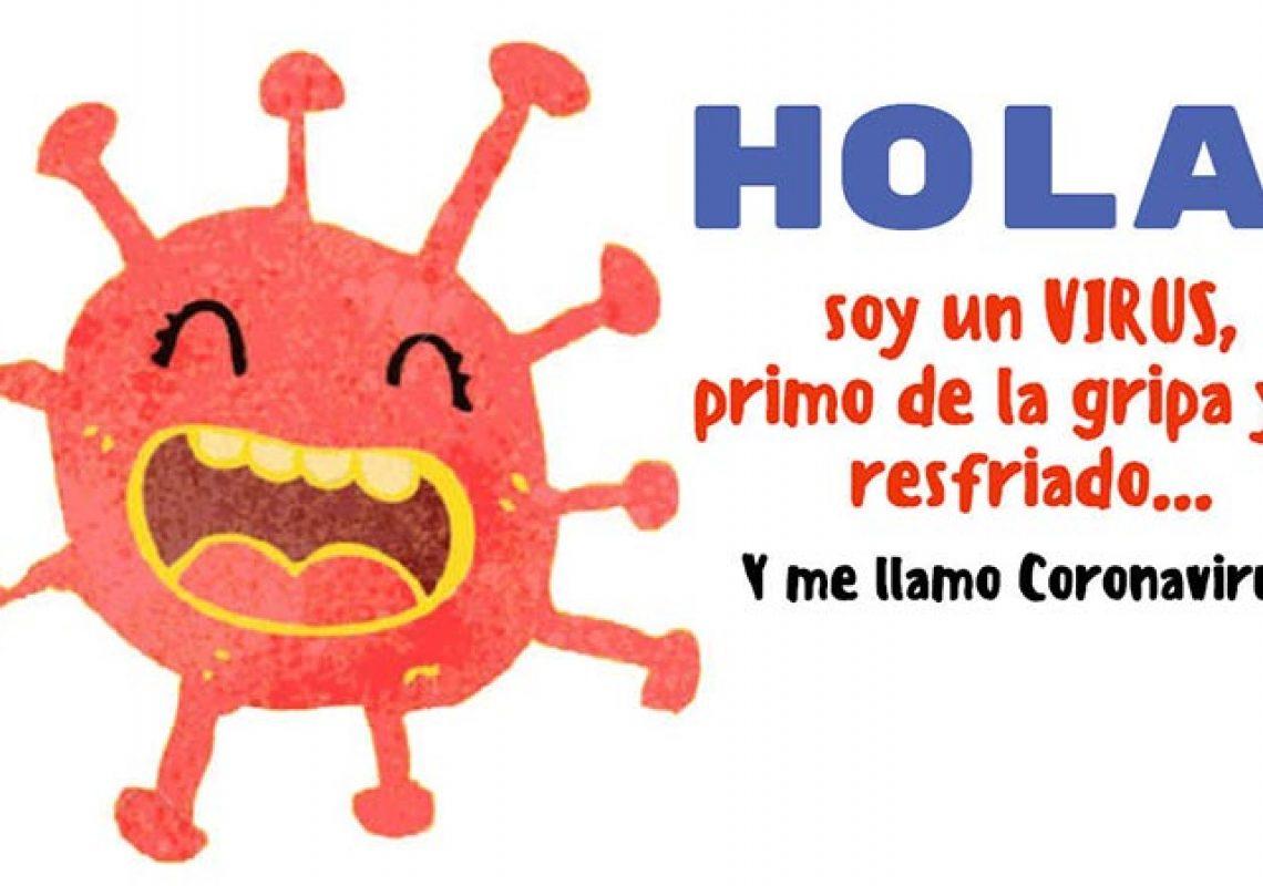 Hola-Coronavirus